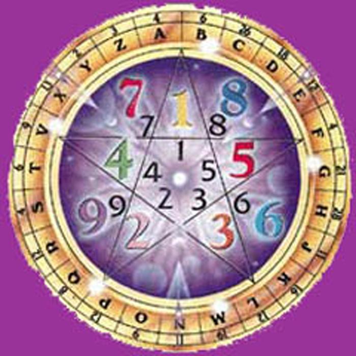 Эзотерика----нумерология